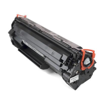 Compatible HP 36X CB436X cartouche de toner noire haute capacite - Moustache - 1/paquet