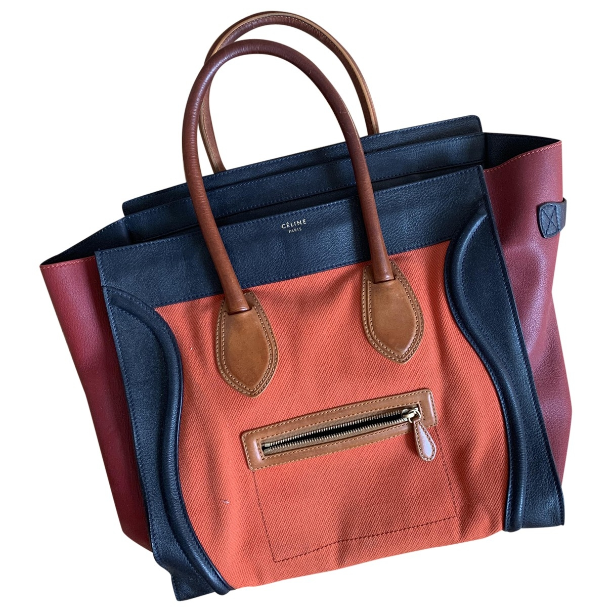 Bolso  Luggage de Lona Celine