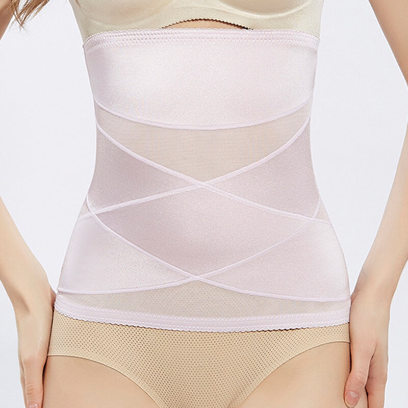 After Birth Belly Control Breathable Waist Trainer Shapewear