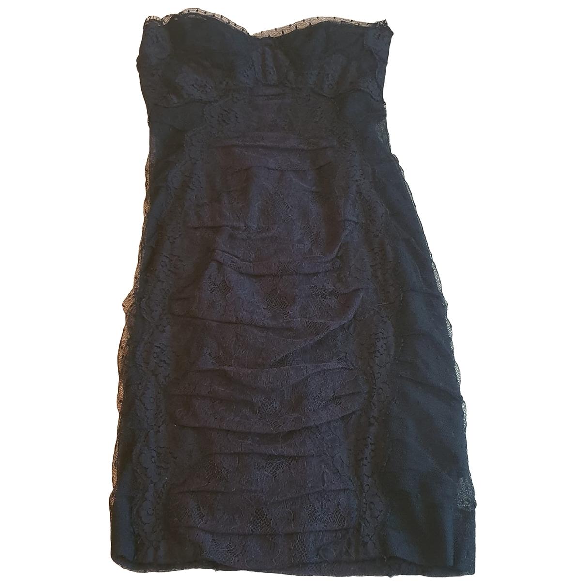 Dolce & Gabbana \N Black Lace dress for Women 42 IT