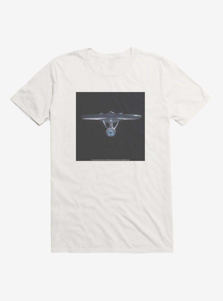 Star Trek Enterprise Ship T-Shirt