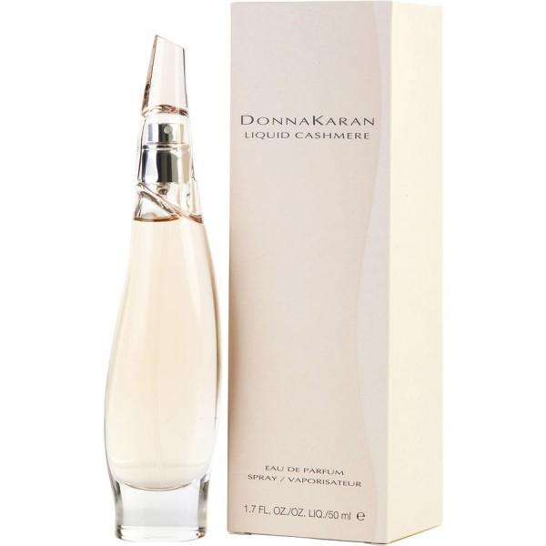 Donna Karan - Liquid Cashmere : Eau de Parfum Spray 1.7 Oz / 50 ml