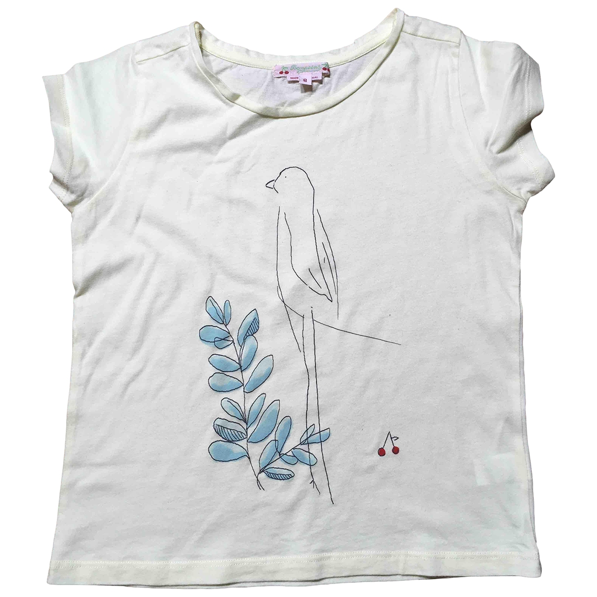 Bonpoint \N Yellow Cotton  top for Kids 8 years - up to 128cm FR