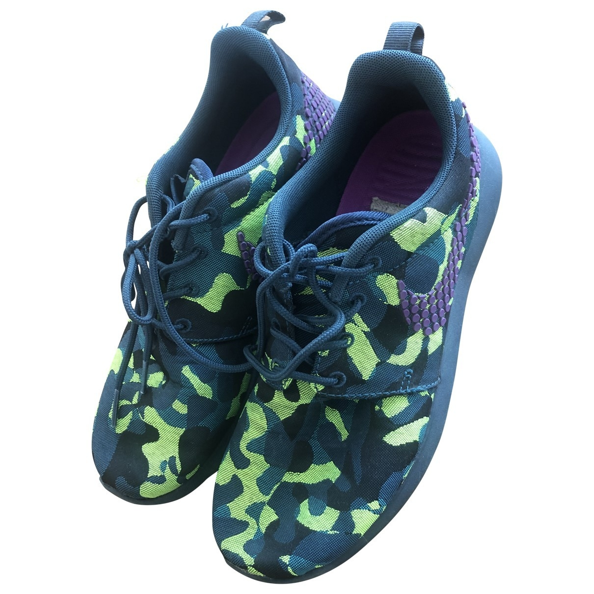 Nike - Baskets Free Run pour femme - multicolore