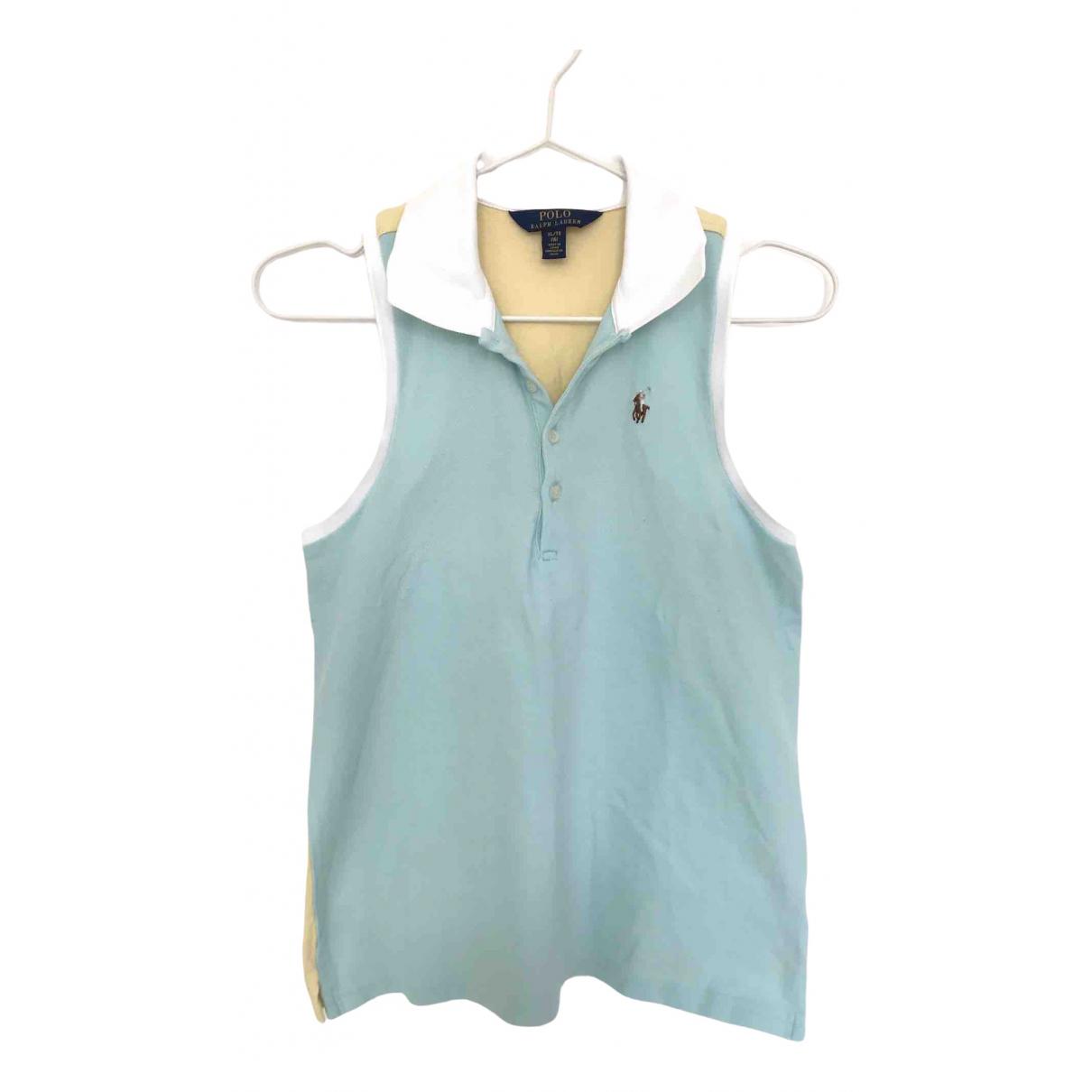 Polo Ralph Lauren N Multicolour Cotton  top for Kids 20 years - XL UK