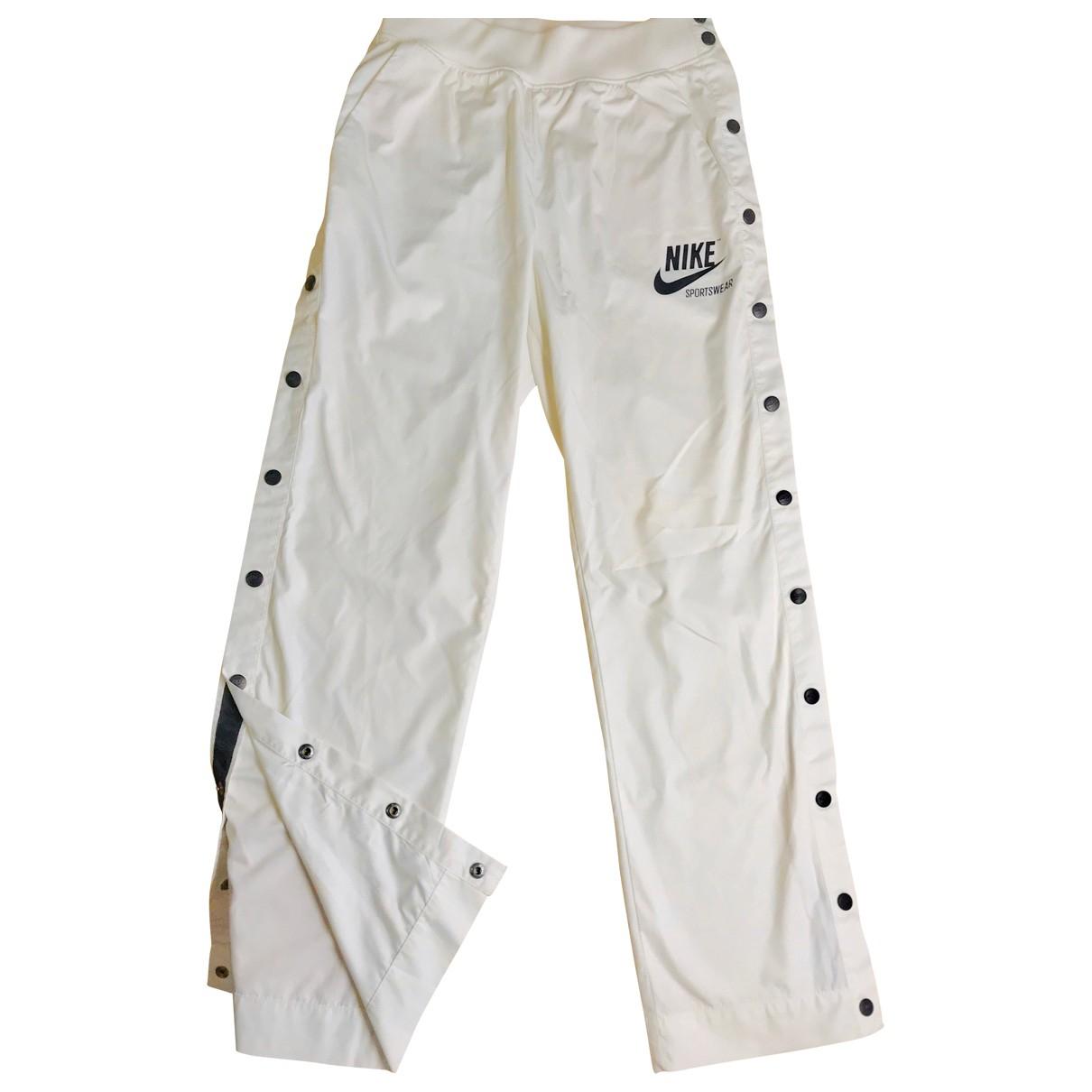 Nike \N White jumpsuit for Women XS International