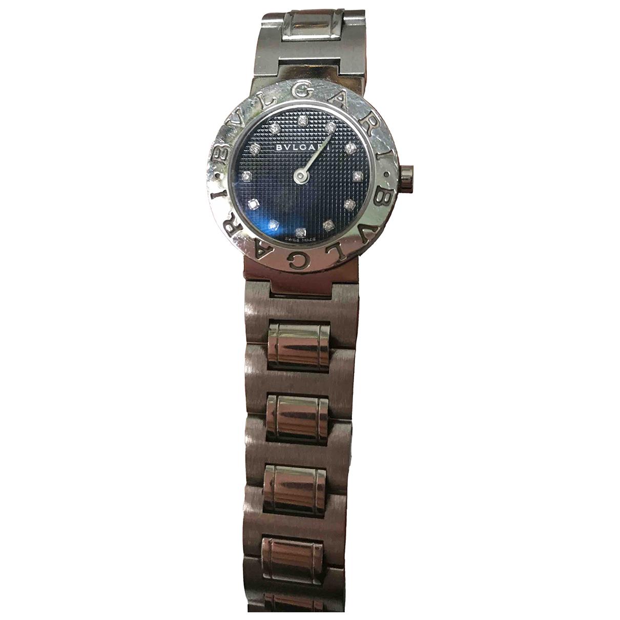 Bvlgari Bulgari Bulgari Silver Steel watch for Women N