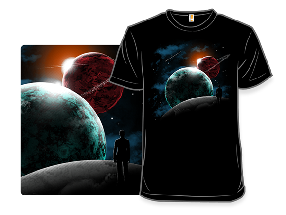 The Watcher T Shirt