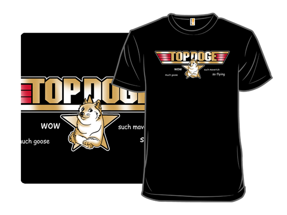 Top Doge T Shirt