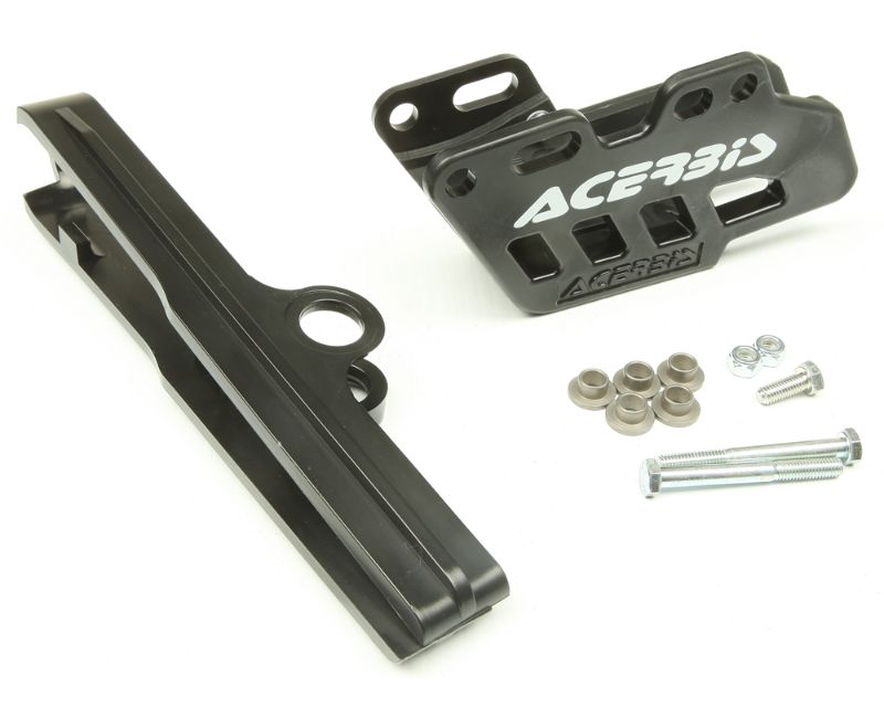Acerbis 2404230001 Chain Guide/Slider Kit Black KTM SX85 2007
