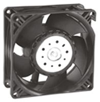 ebm-papst , 48 V dc, DC Axial Fan, 92 x 92 x 38mm, 146m³/h, 9.5W