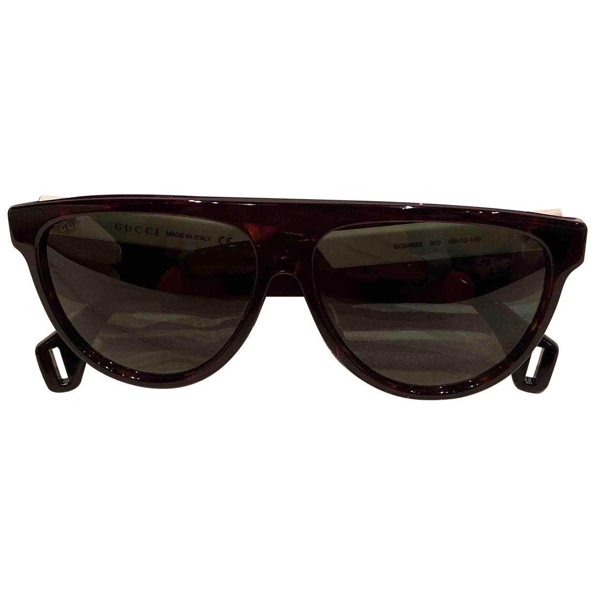 Gafas oversize Gucci