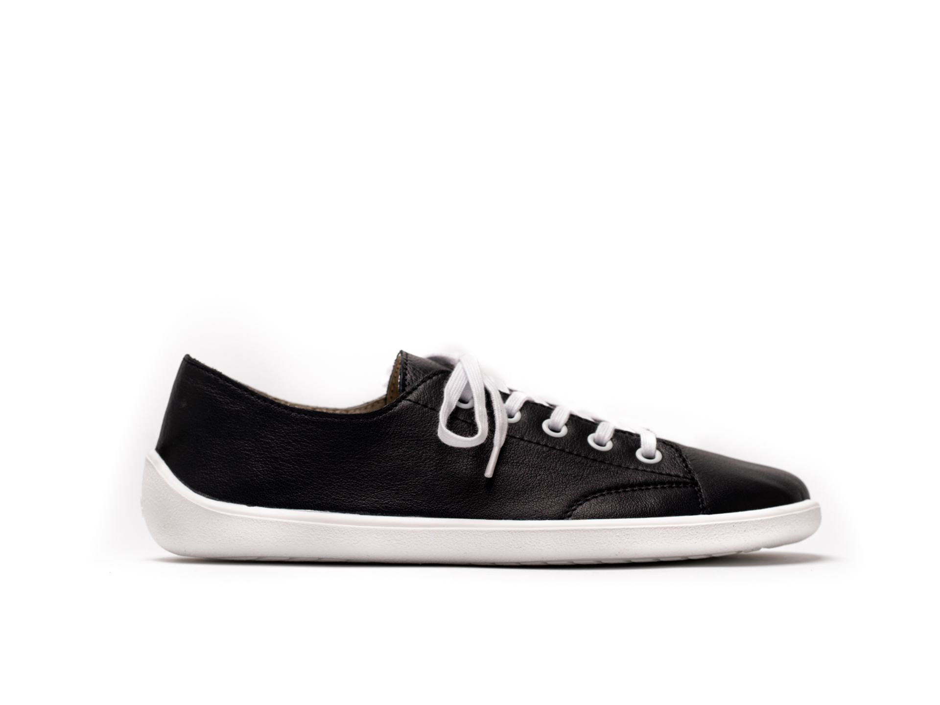 Barefoot Sneakers Be Lenka Prime - Black & White 44