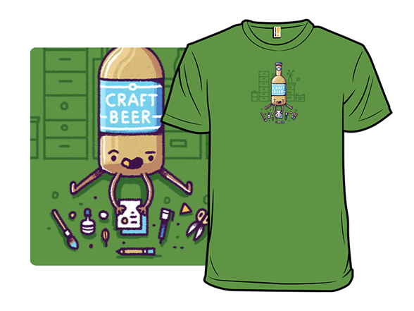 Craft Beer T Shirt