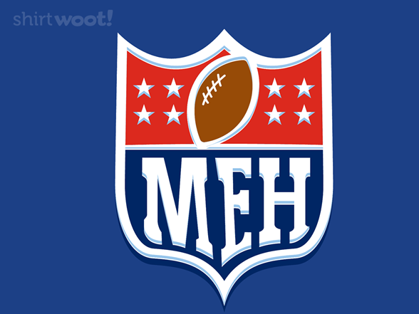 National Meh League T Shirt