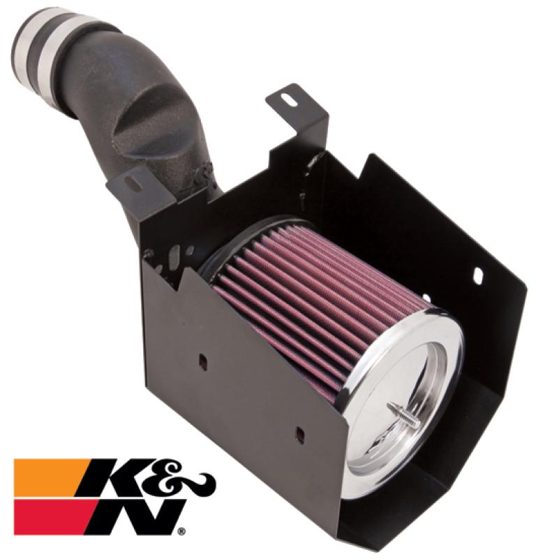 K&N 06-08 Suzuki LTR450 Quadracer450 Aircharger Performance Intake