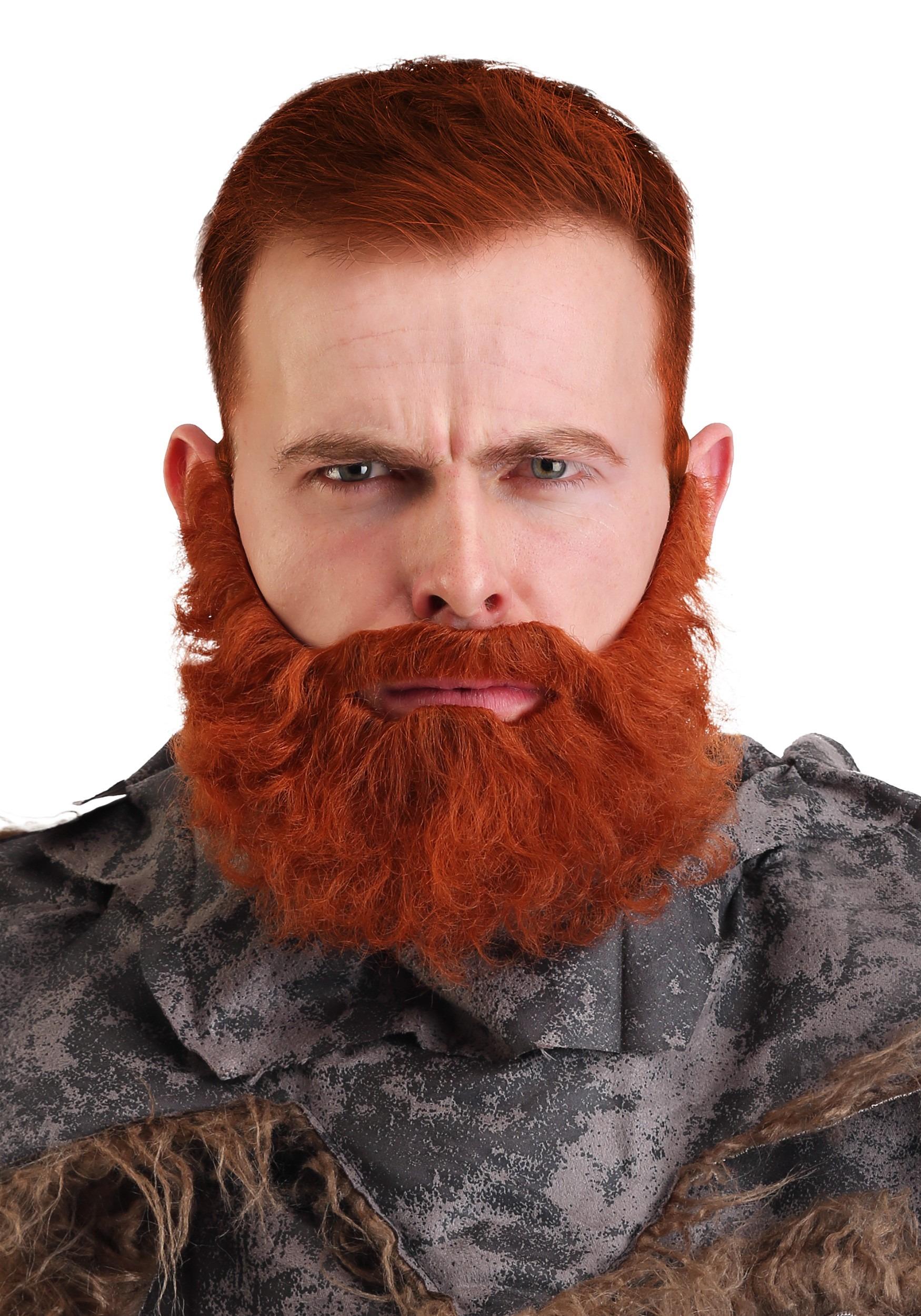 Wild Warrior Red Beard for Men