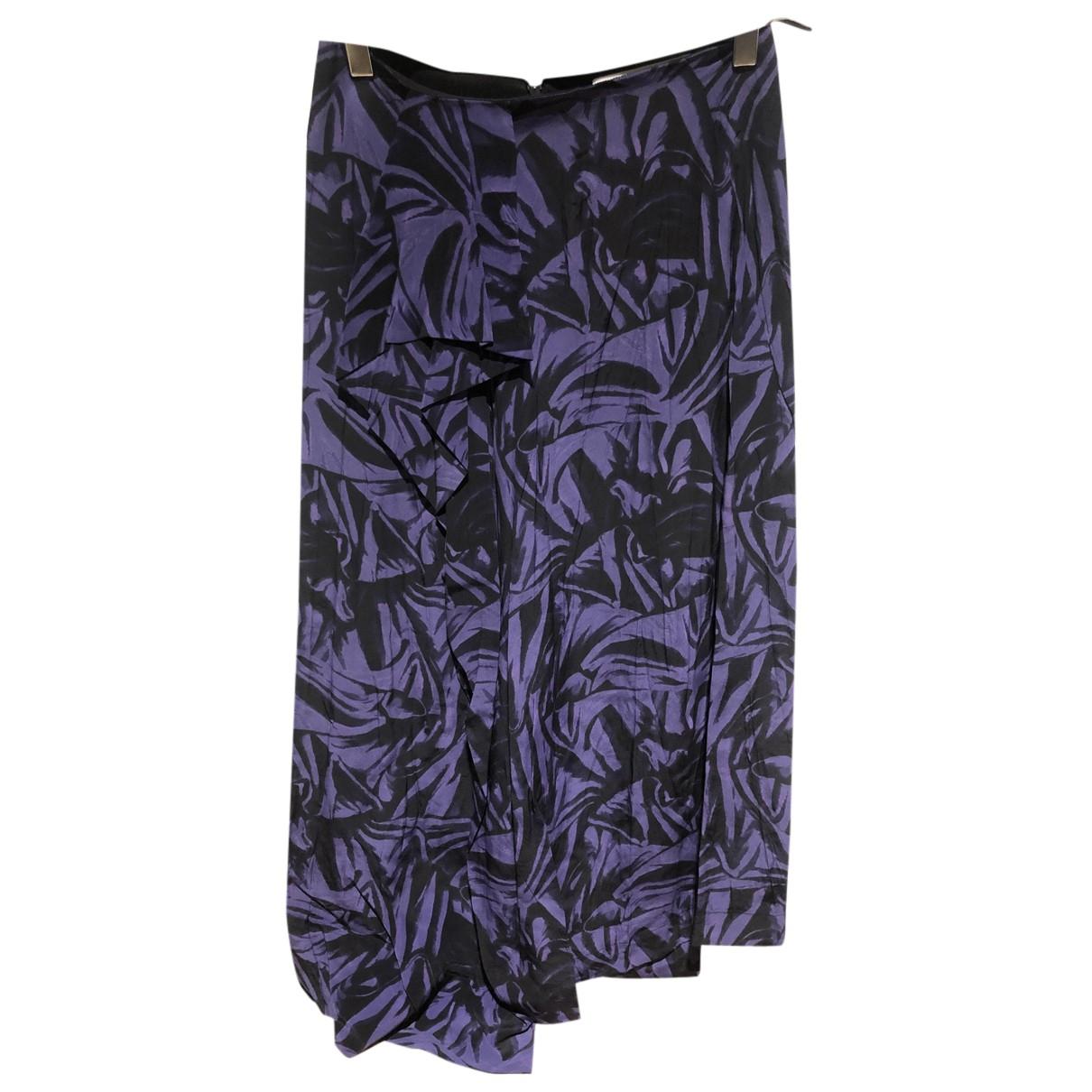 Loewe - Jupe   pour femme - violet