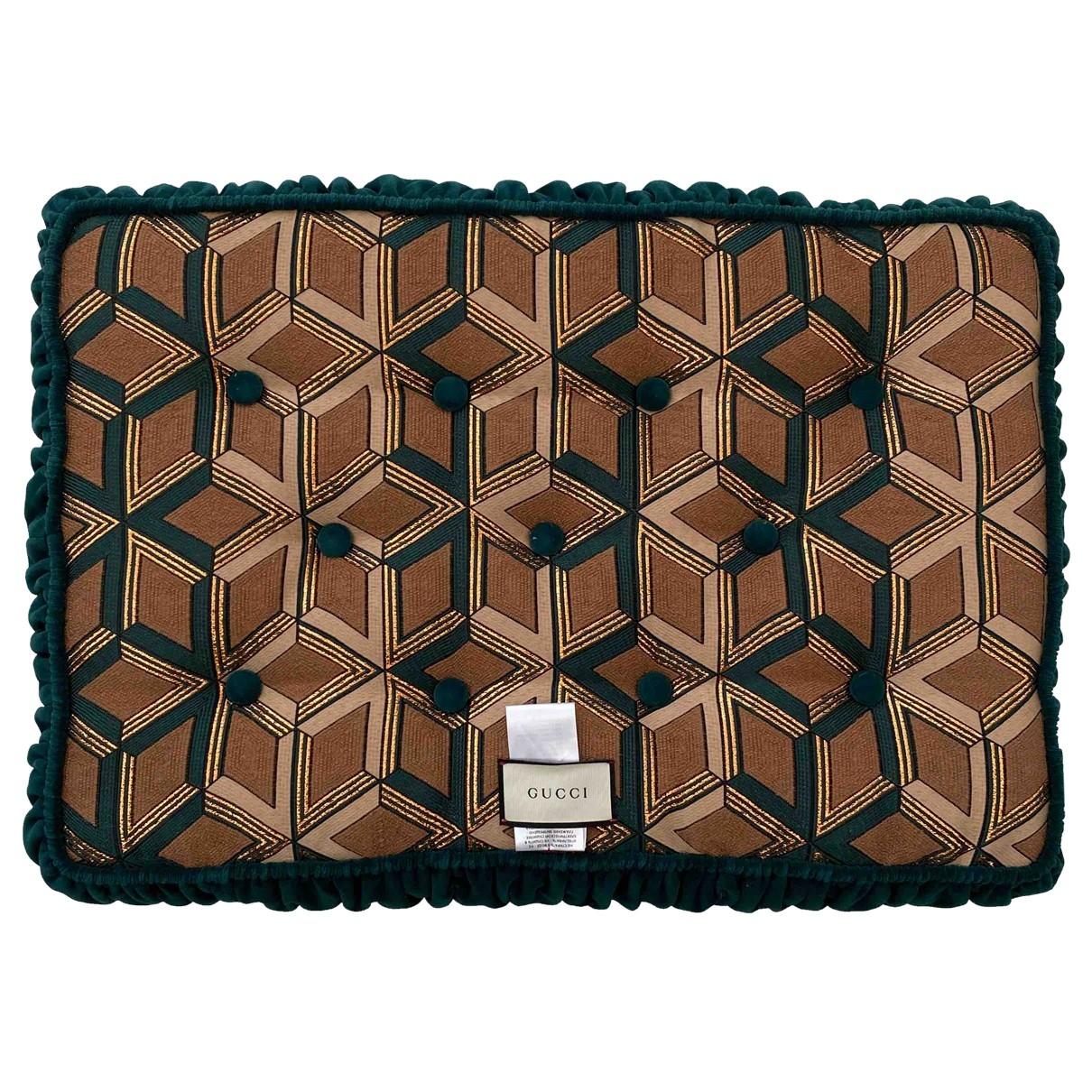 Gucci \N Green Polyamide Textiles for Life & Living \N