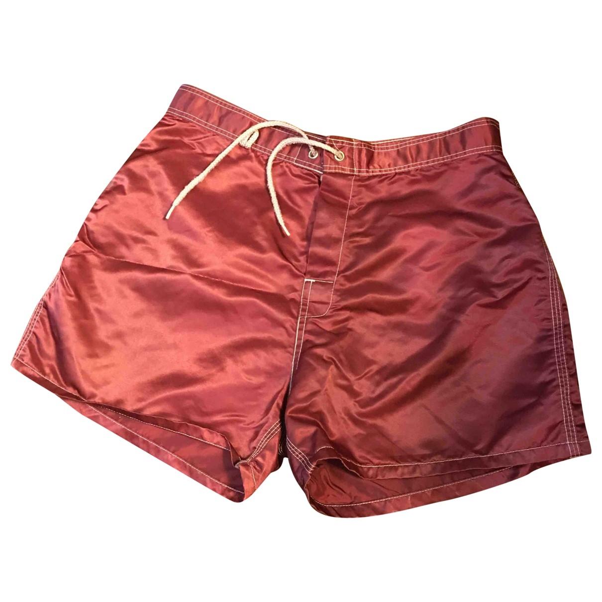 Sundek \N Burgundy Swimwear for Men 30 UK - US