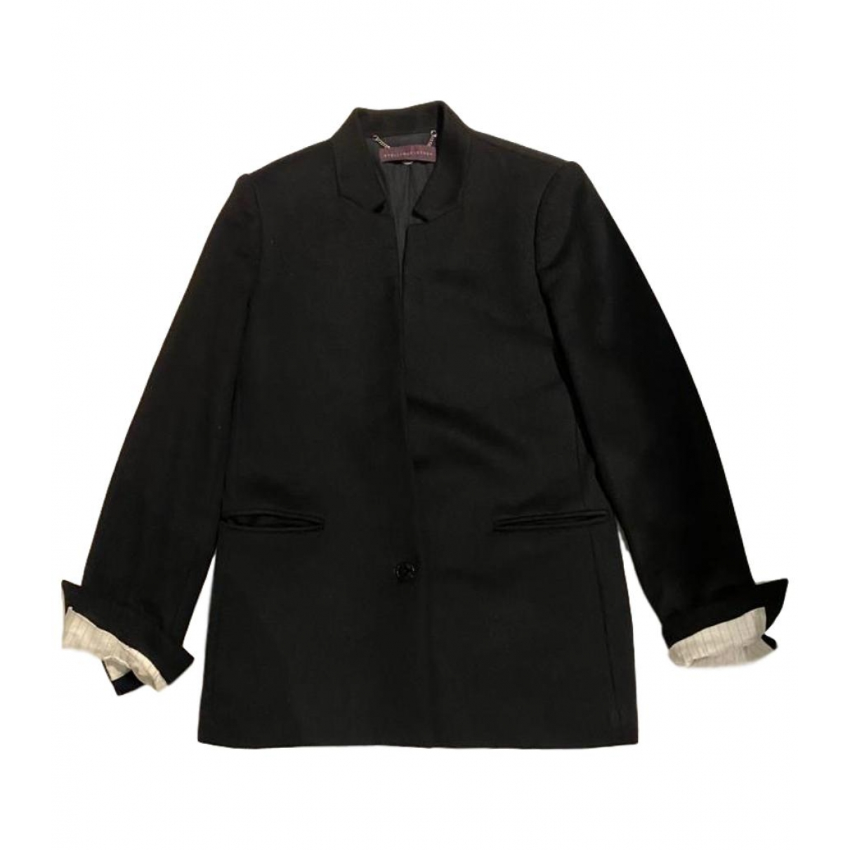 Stella Mccartney \N Black Cashmere jacket for Women 42 IT