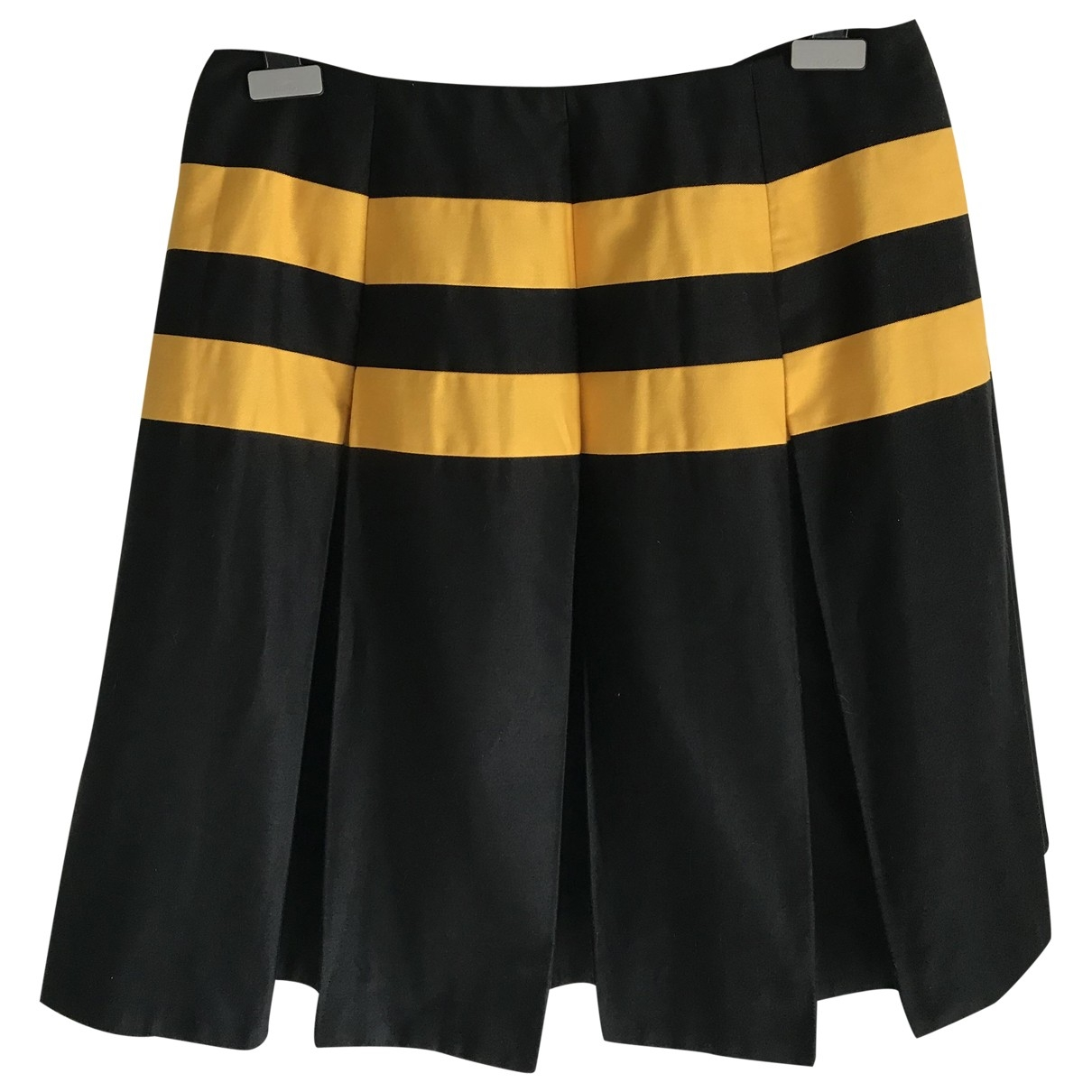 Celine \N Black skirt for Women 42 IT