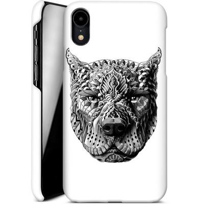 Apple iPhone XR Smartphone Huelle - Pitbull von BIOWORKZ