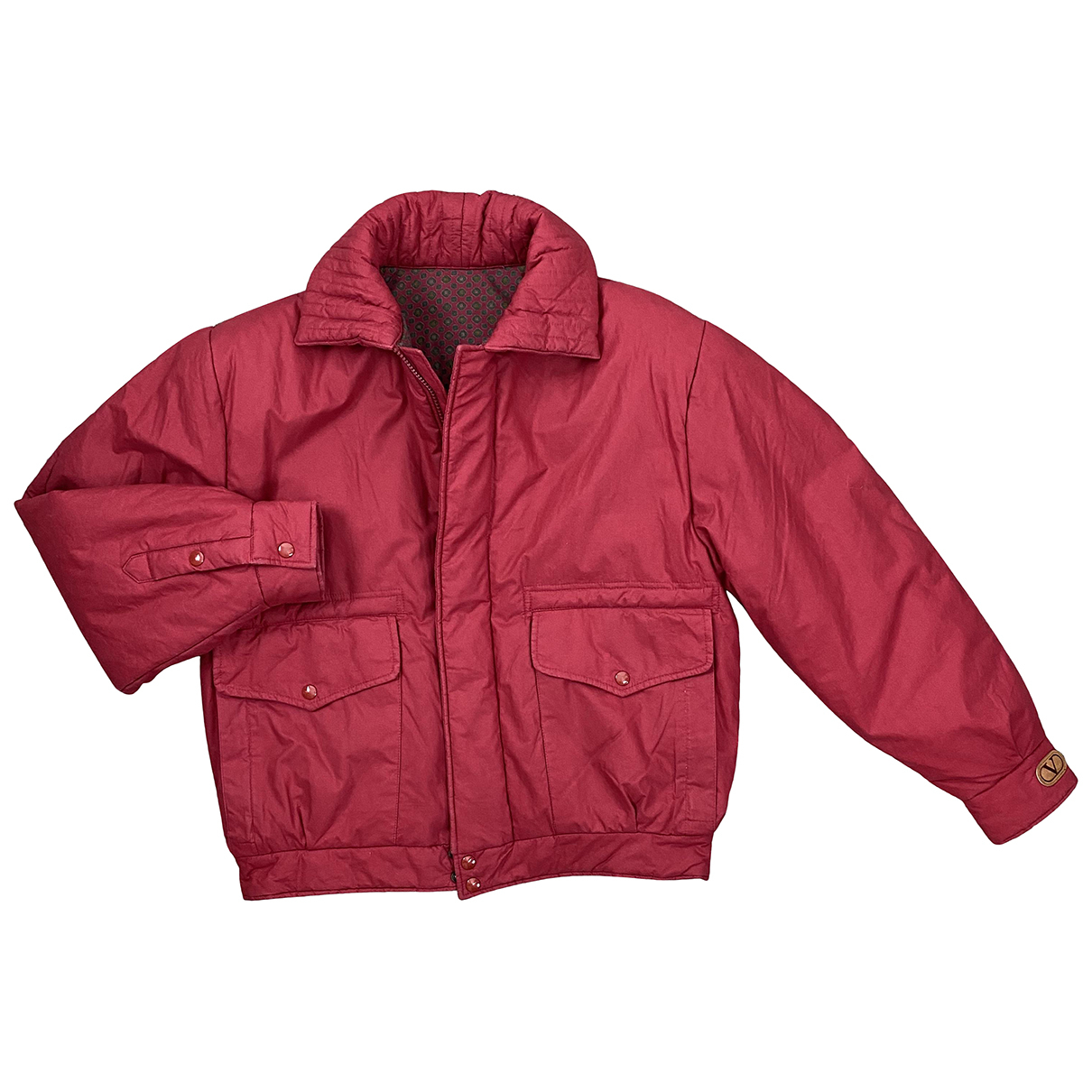 Valentino Garavani N Red coat for Women S International