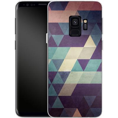 Samsung Galaxy S9 Silikon Handyhuelle - Cryyp von Spires