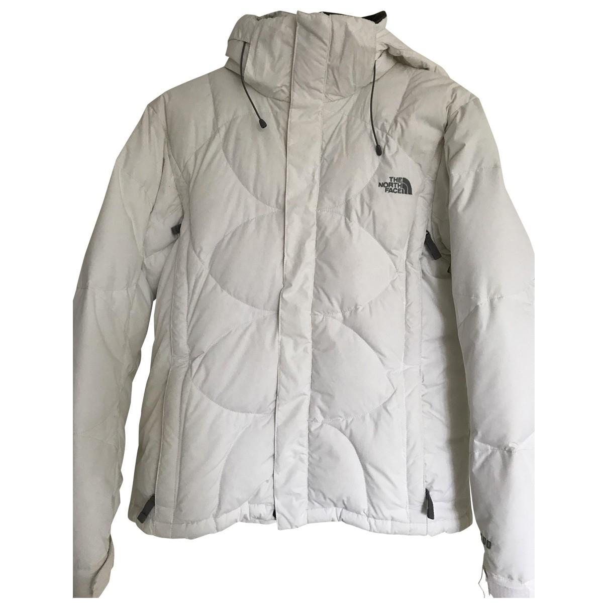 The North Face - Manteau   pour femme - blanc