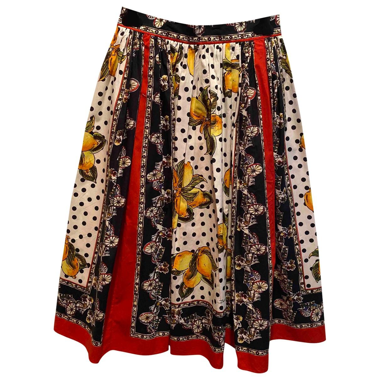 Dolce & Gabbana \N Rocke in  Bunt Baumwolle