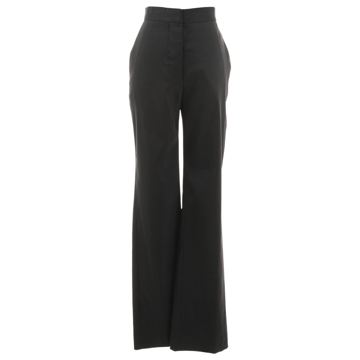 Stella Mccartney - Pantalon   pour femme en soie - noir