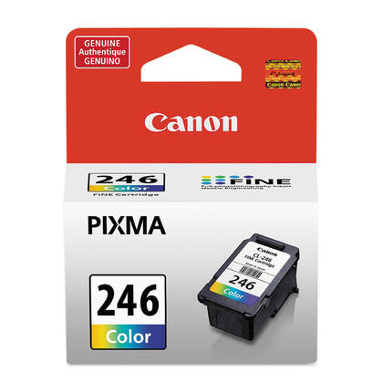 Canon PIXMA TS202 Original Colour Ink Cartridge, Standard Yield