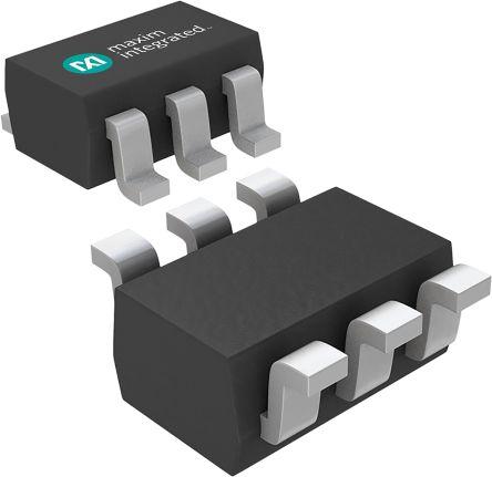 Maxim Integrated MAX9010EXT+T , Comparator, TTL O/P, 4.5 → 5.5 V 6-Pin SC-70 (2500)