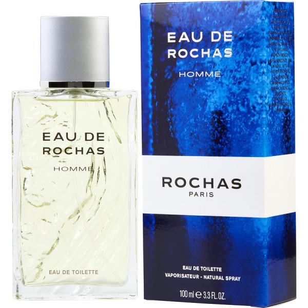 Eau De Rochas Homme - Rochas Eau de toilette en espray 100 ML