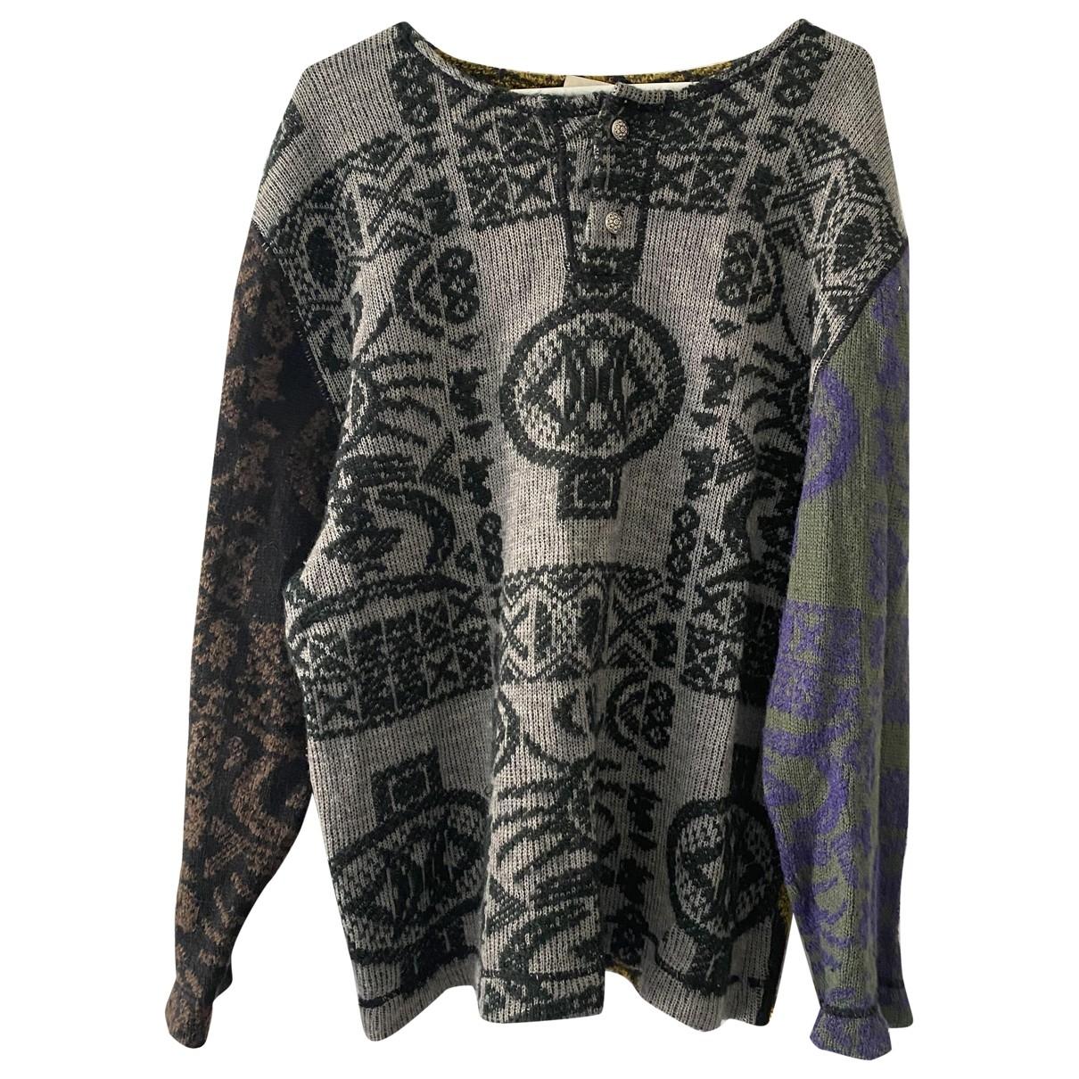 Moschino \N Multicolour Wool Knitwear for Women 44 FR