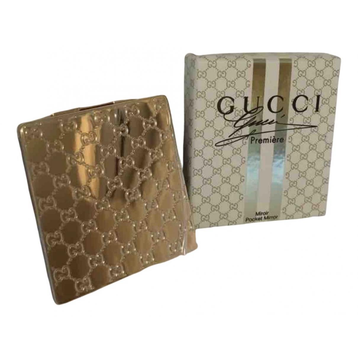 Gucci - Objets & Deco   pour lifestyle en metal - dore