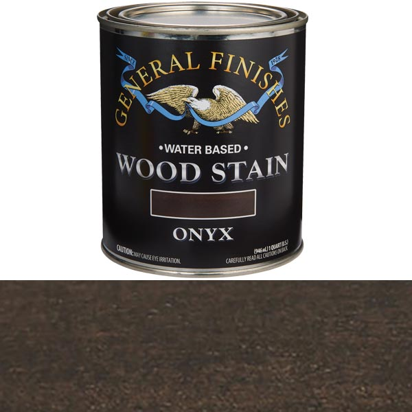 Onyx  Stain Water Based Quart
