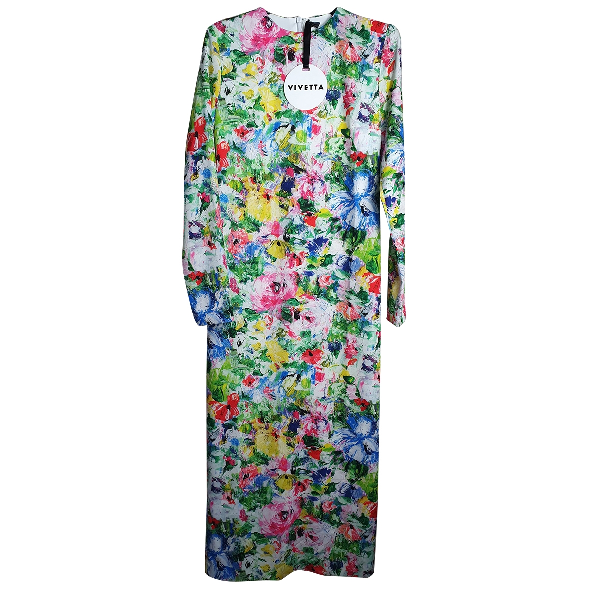 Vivetta \N Kleid in  Bunt Polyester