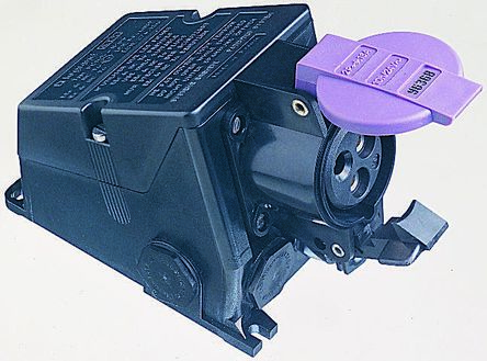Emerson Network Power Surface Mount 2P+E Industrial Power Socket ATEX, IECEx, Rated At 16.0A, 20-25Vac 50/60Hz