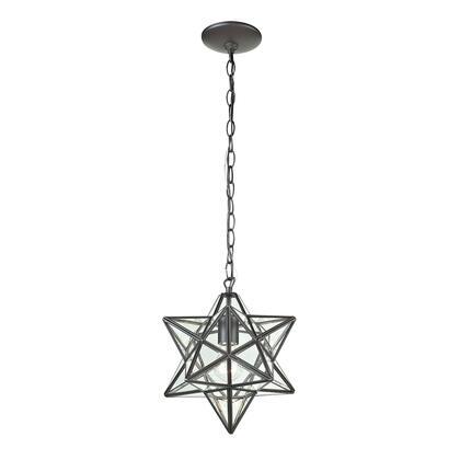145-001 1Light Glass Pendant Lamp  In