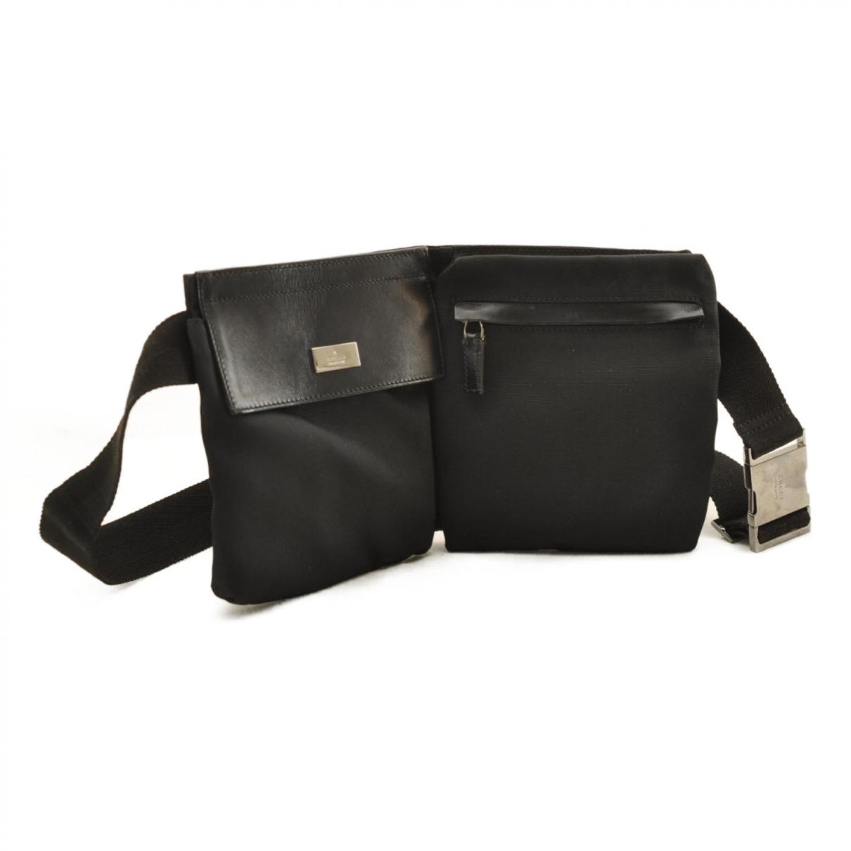 Gucci \N Beige Leather Travel bag for Women \N