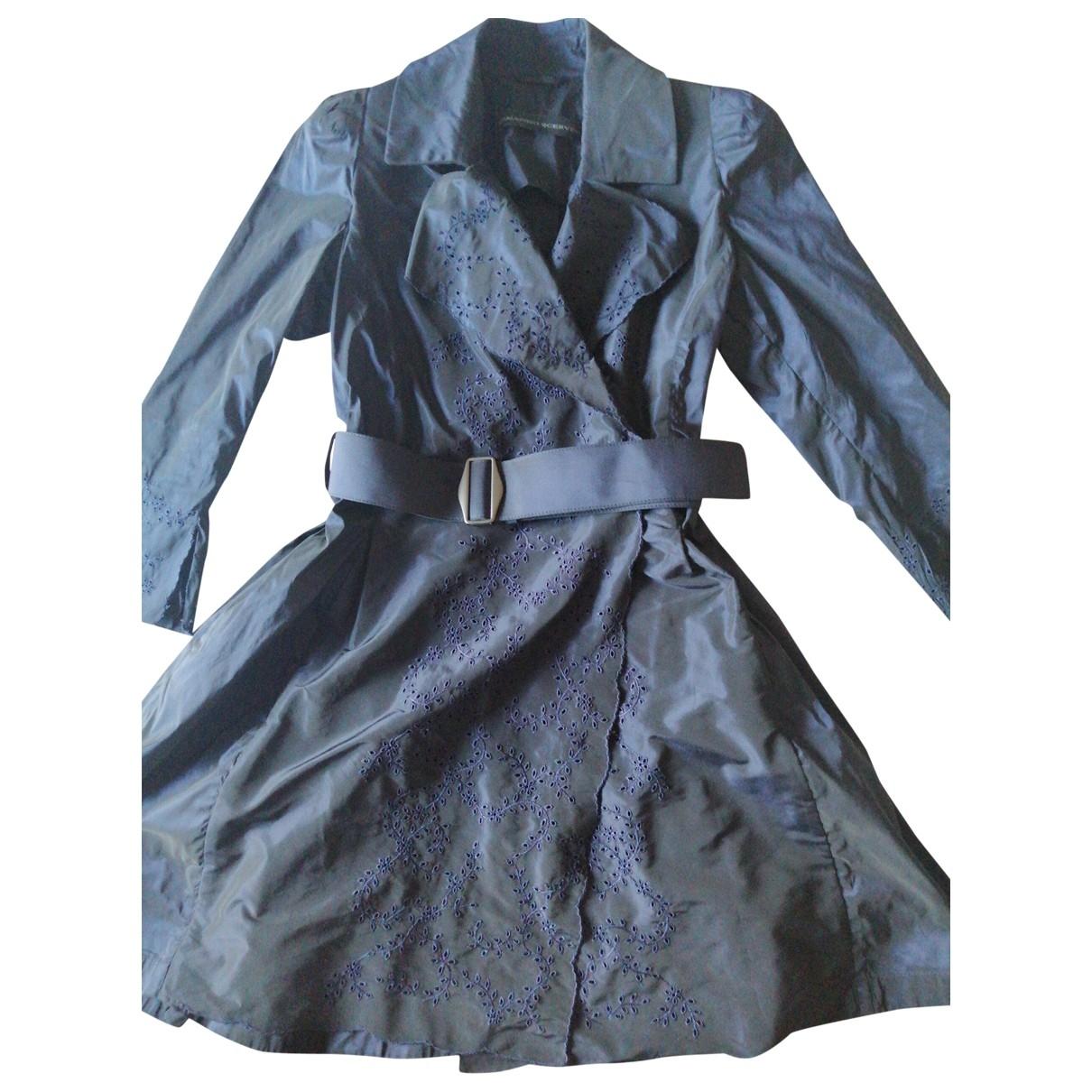 Ermanno Scervino \N Blue dress for Women 44 IT
