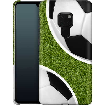 Huawei Mate 20 Smartphone Huelle - Two Footballs von caseable Designs