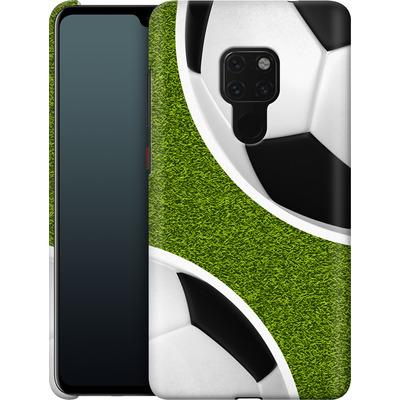 Huawei Mate 20 Smartphone Huelle - Two Footballs von caseable Designs