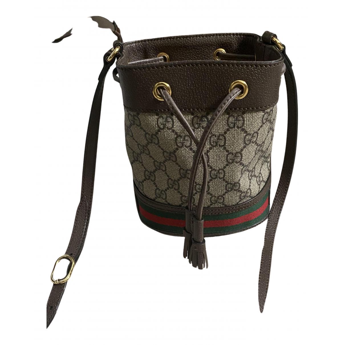Gucci Ophidia Cloth handbag for Women N
