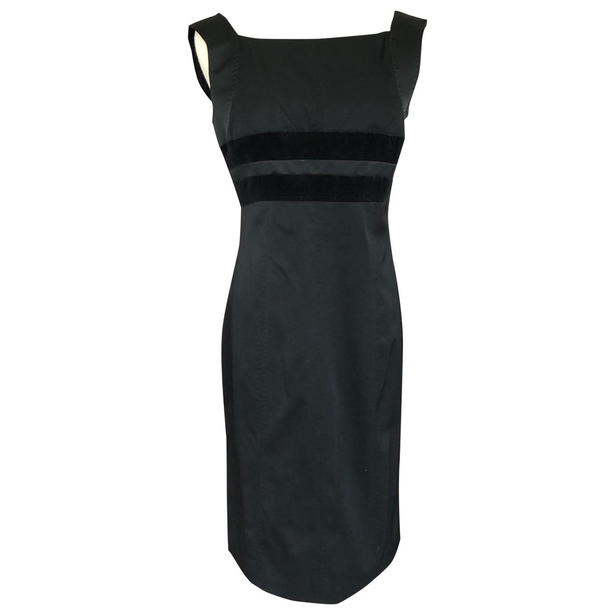 Gucci - Robe   pour femme en laine - noir