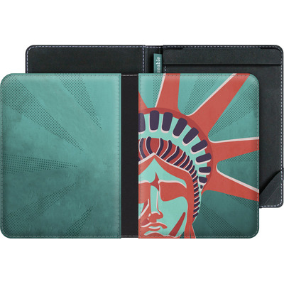 tolino vision 3 HD eBook Reader Huelle - Statue Of Liberty von Mark Ashkenazi