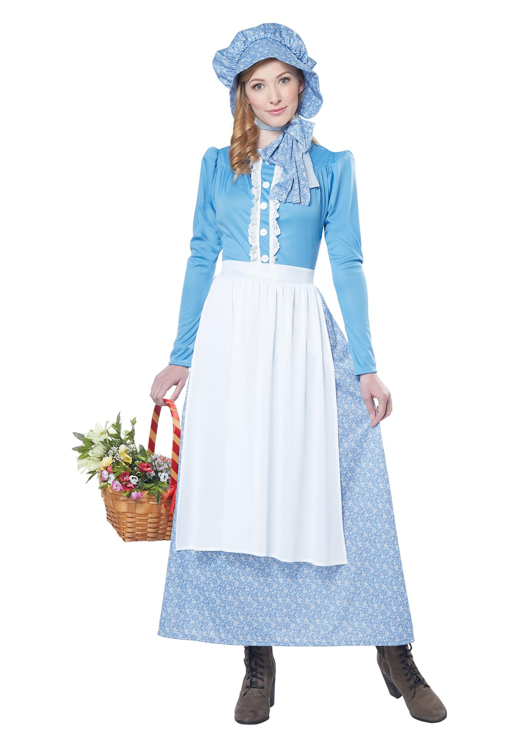 Women's Pioneer Woman Costume