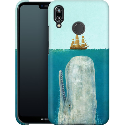 Huawei P20 Lite Smartphone Huelle - The Whale von Terry Fan